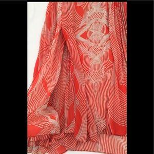 Anthropologie Dresses - ANTHROPOLOGIE Leifsdottir Strapless Maxi Dress 12